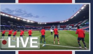 Replay: Paris Saint-Germain - AS Saint-Etienne, l'avant match au Parc des Princes