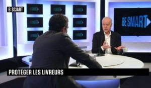 BE SMART - L'interview de Bruno Mettling (Conseil topics) par Stéphane Soumier
