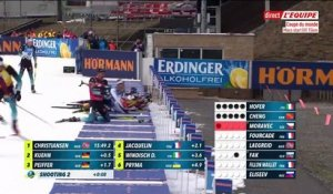 Mass-start hommes de Nove Mesto - Biathlon - Replay