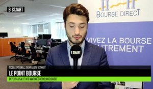 POINT BOURSE - Emission du mardi 4 mai