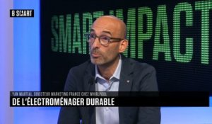 SMART IMPACT - L'invité de SMART IMPACT : Yan Martial (Whirlpool)