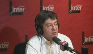 France Inter - Jean-Luc Mélenchon