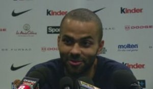 "Tony Parker : ""on arrive prêts à l'Euro"""