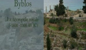 Liban : la nécropole de Byblos - guide pratique