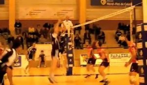 Volley : Cambrai bat Maromme