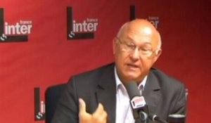 Michel Sapin - France Inter