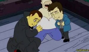 "Quand les Simpsons parodient ""Twilight"""