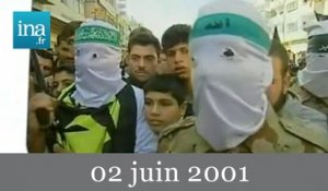 20h France 2 du 02 juin 2001 - Archive INA
