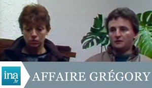 Affaire Grégory: interview de Christine et Jean-Marie Villemin - Archive INA