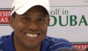 Tiger Woods se souvient du Golf National