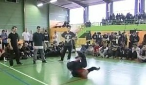 Battle de danse Hip Hop à Lisses