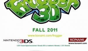 Frogger 3D - Announcement Trailer E3 2011 [HD]