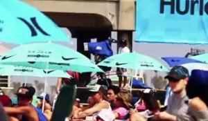 2012 Nike US Open of Surfing - Day 3 Highlights