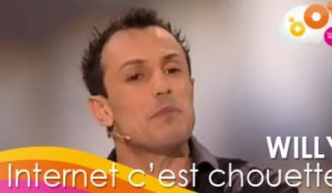 WILLY ROVELLI - Internet c'est chouette