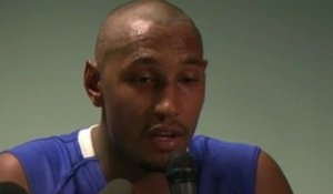 "Boris Diaw : ""on a su garder la pression tout le match"""