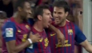 FC Barcelone - Real Madrid : 3-2  / Tous les buts