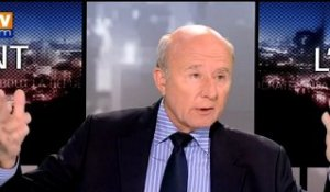 BFMTV 2012 : l'interview Le Point, Claude Guéant