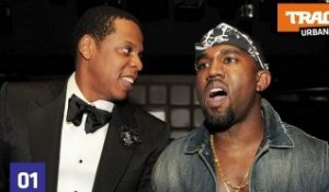 Top New: Follow Jay-Z and Kanye on tour from the inside