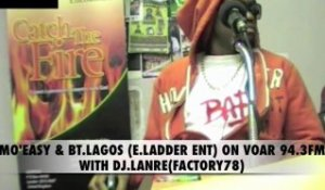 Mo Easy & BT Lagos On Saturday Night Special With Dj LanreFactory78 Pt 2