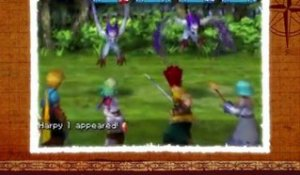 Golden Sun Dark Dawn (DS) - Trailer 02