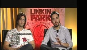LINKIN PARK SIGN LEADS TO ROAD TO REVOLUTION DVD DETOUR
