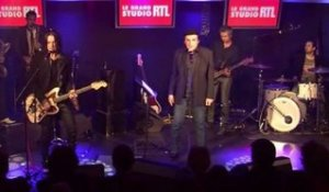Dick Rivers - Désormais en live dans le Grand Studio RTL