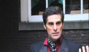 Satellite Party 2007 interview - Perry Farrell (part 1)