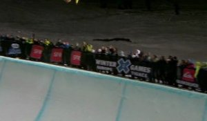Winter X Games Europe 2012 - Men's Ski SuperPipe Eliminations