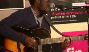 Club Jazzafip - Michael Kiwanuka - 6 avril 2012
