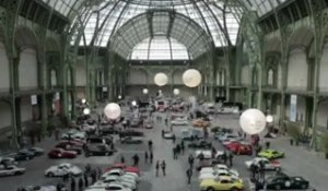Les plus belles voitures de collection au Grand Palais