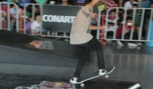 Redbull - Skateboard Manny Mania In Mexico Video