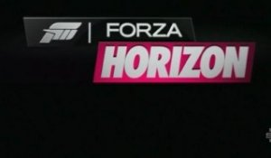 Forza Horizon - E3 2012 Debut Trailer (Stream) [HD]