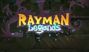 Rayman Legends : Levels - E3 2012 Trailer [HD]
