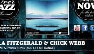 Ella Fitzgerald & Chick Webb - Sing Me a Swing Song (And Let Me Dance)