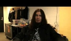Interview Machine Head - Robb Flynn about Metallica (part 1)