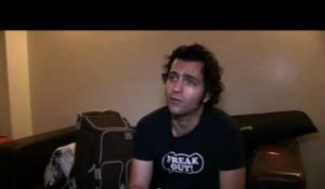 Dweezil Zappa interview 2009 (part 1)