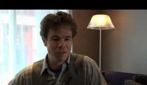 Interview Josh Ritter