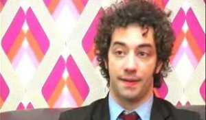 Interview Albert Hammond jr (part 1)