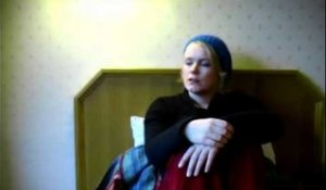 Interview Ane Brun from 2005 (part 4)