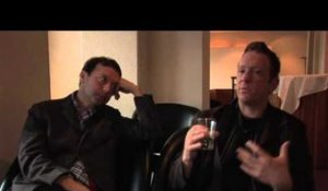 Buffalo Tom interview - Bill Janovitz and Chris Colbourn (part 5)