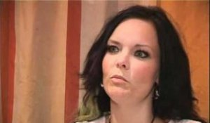Interview Nightwish - Anette Olzon (part 1)