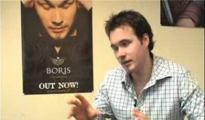 Boris interview - Boris Titulaer (deel 8)
