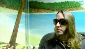 DevilDriver interview - Dez Fafara 2005 (part 2)