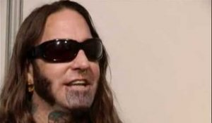 DevilDriver interview - Dez Fafara 2007 (part 2)