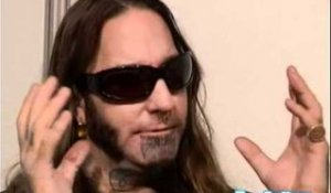DevilDriver interview - Dez Fafara 2007 (part 1)