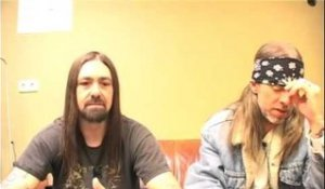 Down interview - Rex Brown and Jimmy Bower 2008 (part 2)