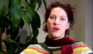 The Dresden Dolls interview - Amanda Palmer 2006 (part 4)
