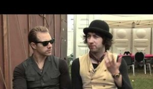 Plain White T's interview - Tom Higgenson and Tim Lopez (part 1)