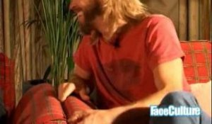 Foo Fighters interview - Nate Mendel and Taylor Hawkins (part 3)