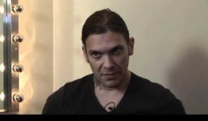 Shinedown interview - Brent Smith (part 1)